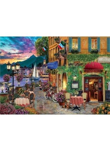 Educa Educa Puzzle 2000 Parça Italian Fascino 18009 Renkli